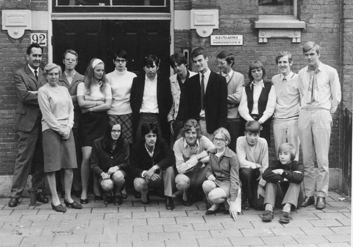 Henk Van Der Heide - Cambuur Drukt Door